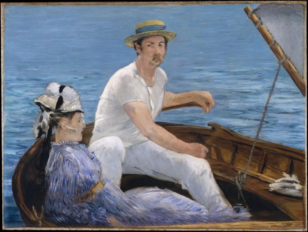 Edouard_Manet_Boating